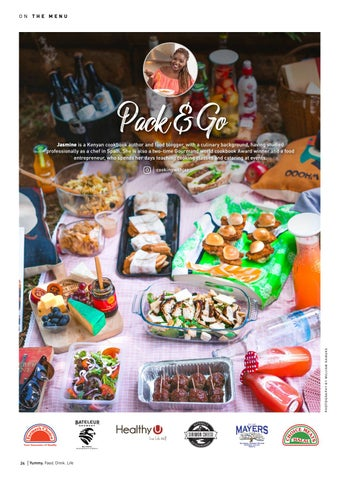Page 24 of Pack & go picnic!
