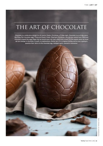 Page 33 of The Art of Chocolate