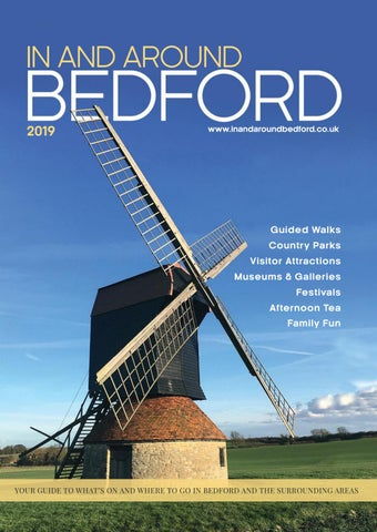 In And Around Bedford 2019 By Bedslife Magazine Issuu