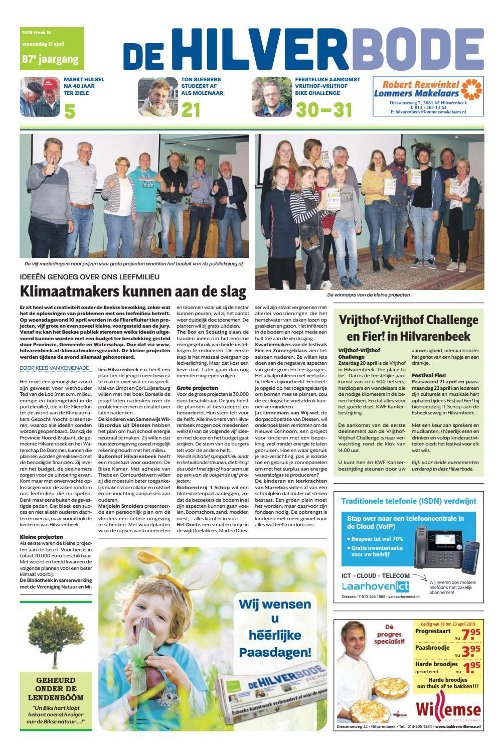 26b51e0014c De Hilverbode 17-04-2019 by Uitgeverij Em de Jong - issuu