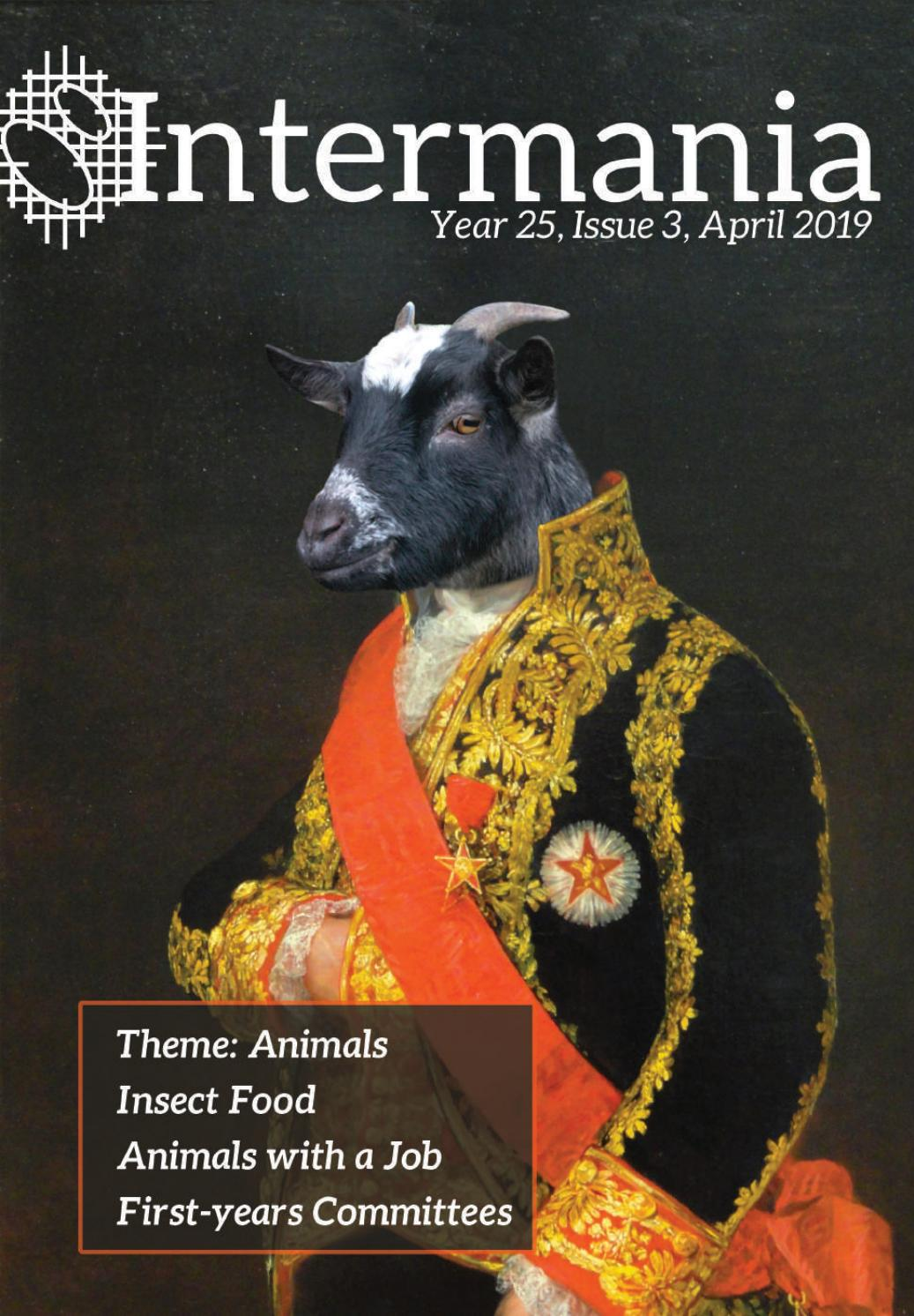 Intermania April 2019 By Intermania Issuu