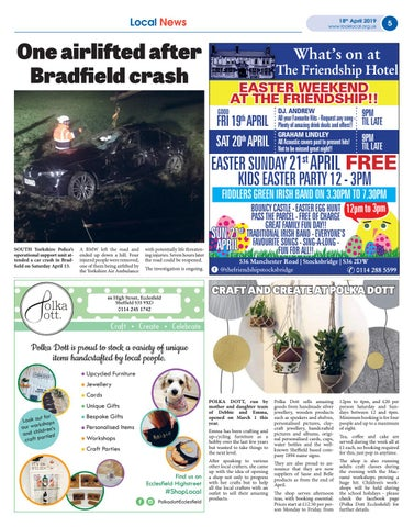 Page 5 of One airlifted after Bradfield crash