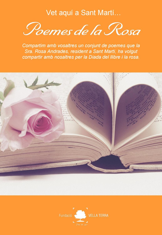 Els Poemes De La Rosa Fundació Vella Terra By Grup Vl Issuu