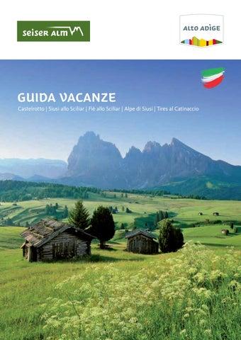 Guida Vacanze Area Vacanze Alpe di Siusi by Alpe di Siusi ...