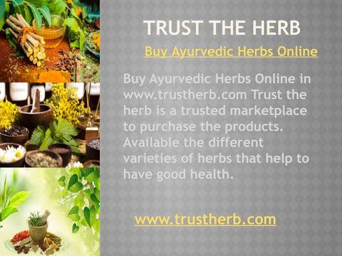 Buy Ayurvedic Herbs Online by Buy Ayurvedic Herbs Online - issuu