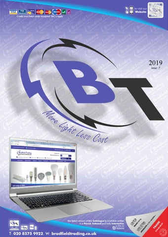 Bradfield Trading Ltd - Trade Catalogue by Bradfield Trading - issuu