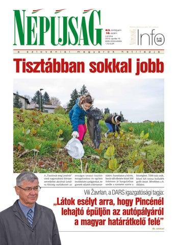 a1b8769421 Népújság, 2019. 04. 18. by Népújság - issuu