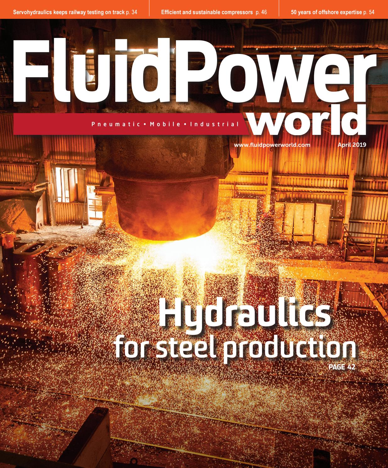 Fluid Power World April 2019 by WTWH Media LLC - issuu