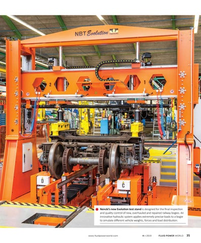Page 37 of Servohydraulics keeps railway testing on track