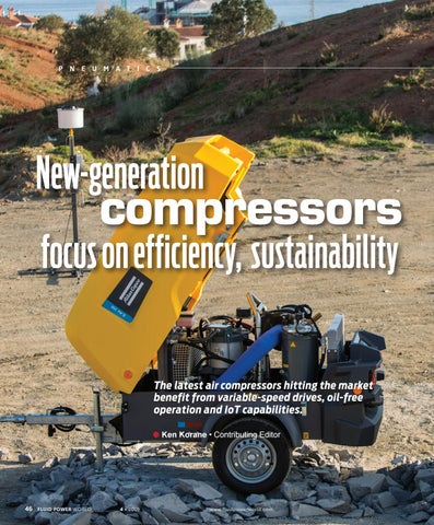 Page 48 of New-generation compressors focus on efficiency, sustainability