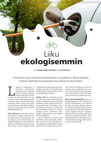 Page 24 of Liiku ekologisemmin