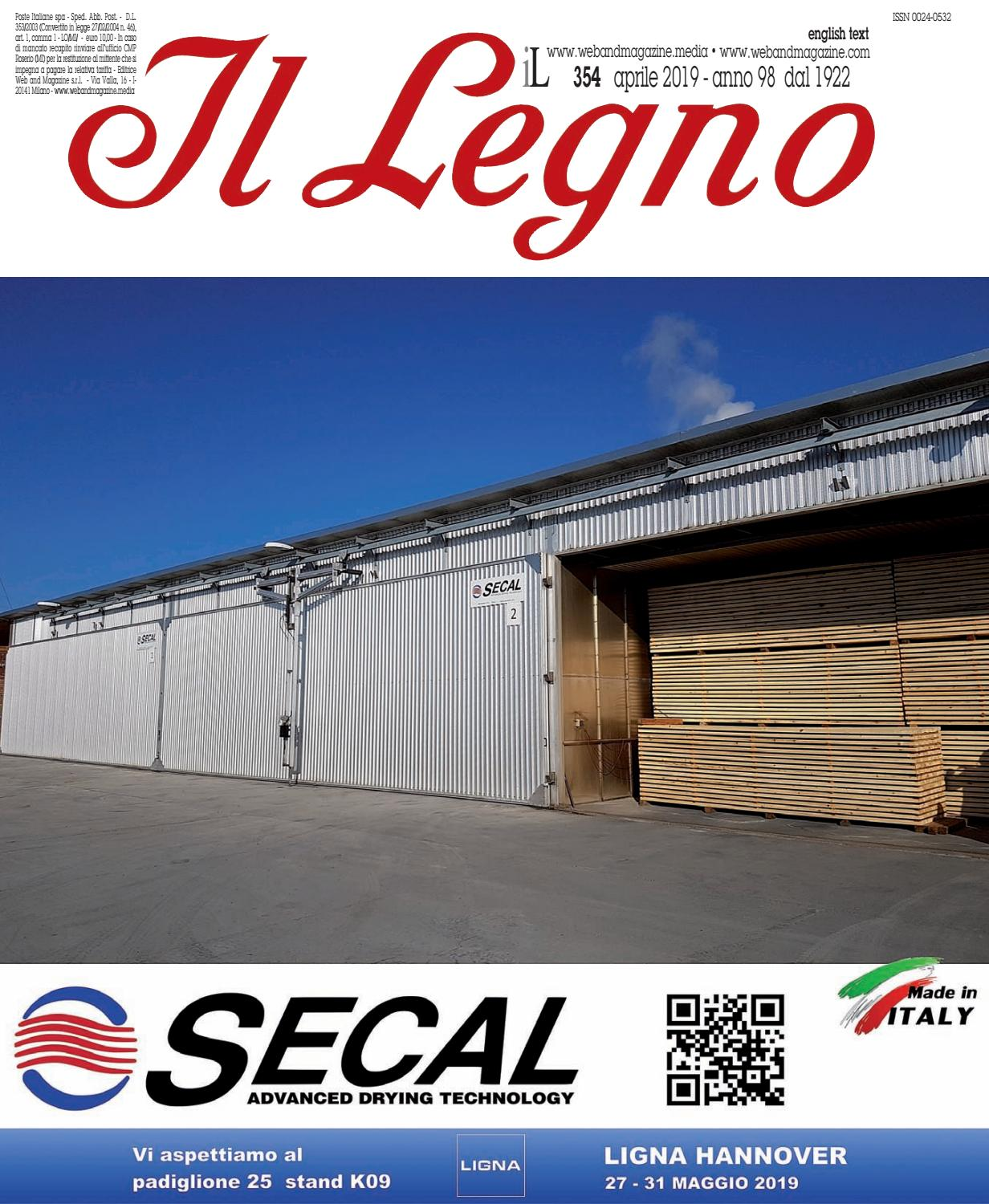 354_ILLEGNO_2019 by Web and Magazine s.r.l. issuu