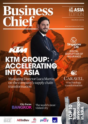 af37d5232 Business Chief Asia Magazine – March 2019 by Business Review Asia - issuu