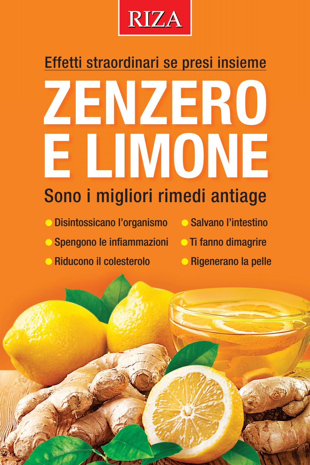 il limone è usato per bruciare i grassimo