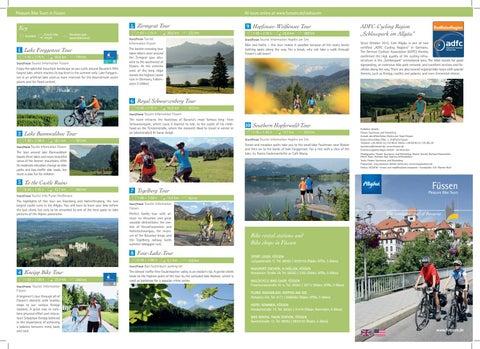 tourist information füssen