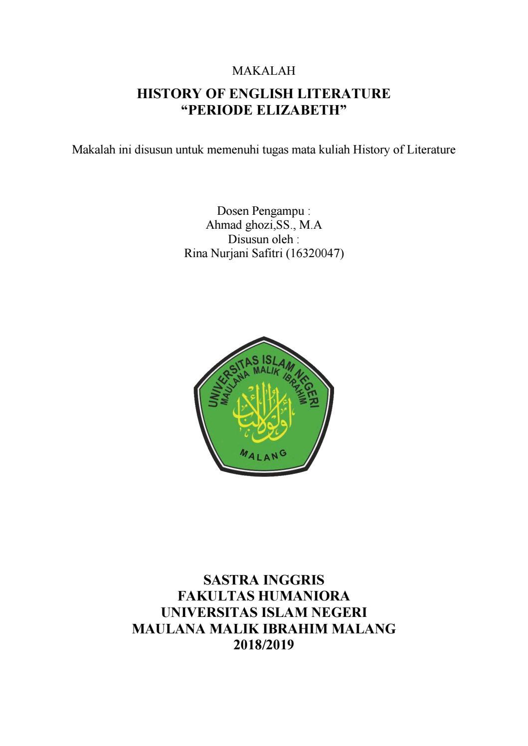 Cover Tugas Mata Kuliah Ilmusosial Id
