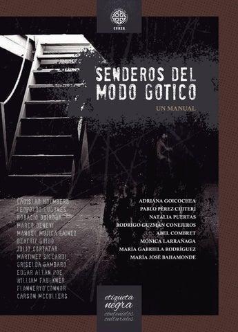 Senderos Del Modo Gótico Un Manual By Etiqueta Negra Issuu