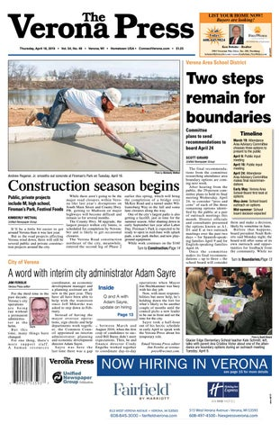4/18/19 Verona Press by Woodward Community Media - issuu