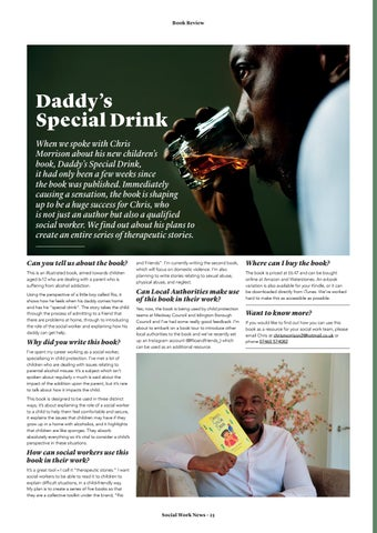 Page 25 of Daddy's Special Drink.