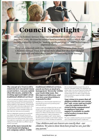 Page 30 of Council Spotlight.