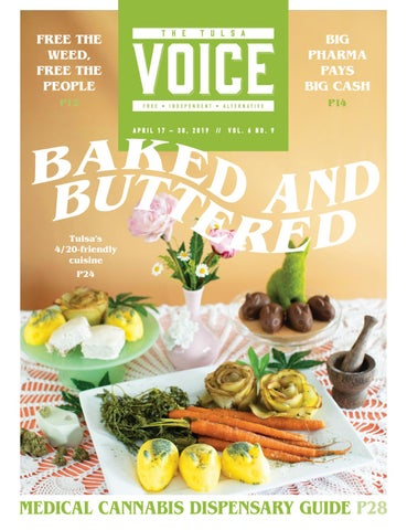 The Tulsa Voice | Vol  6 No  9 by The Tulsa Voice - issuu