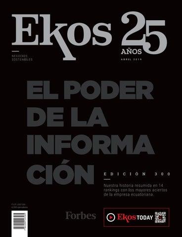 db3b4921da7e Revista Ekos – 25 años - Edición Especial by Ekos - issuu