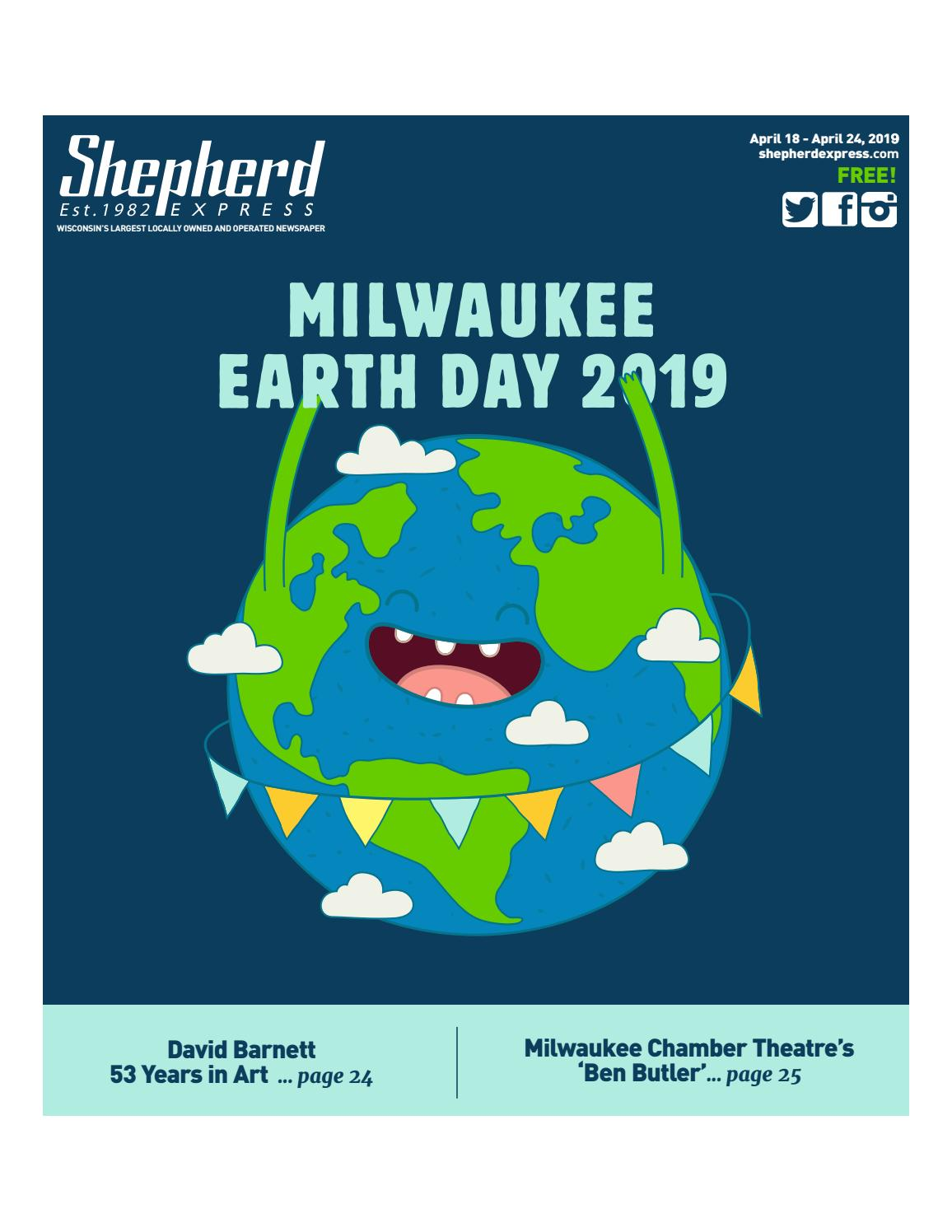 Print Edition: April 18, 2019 by Shepherd Express - issuu