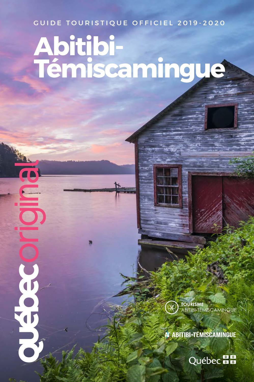 Guide Touristique By Tourisme Abitibi Témiscamingue   Issuu