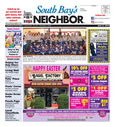 ae7397099 April 17, 2019 Lindenhurst North by South Bay's Neighbor Newspapers ...