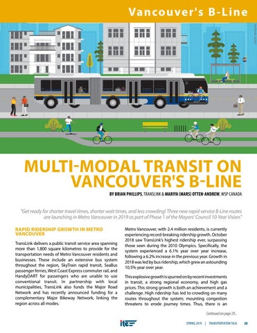 Page 31 of Multi-Modal Transit on Vancouver's B-Line
