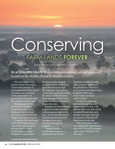 Page 10 of Conserving Farm Lands Forever