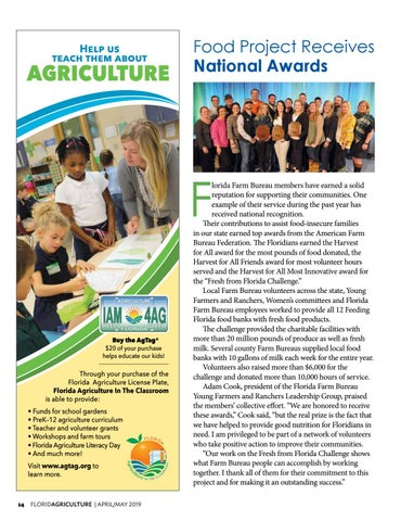 Page 24 of Food Project Receives National Awards