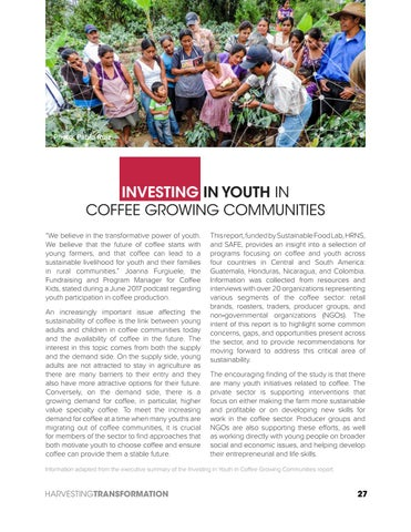 Page 27 of Investing in Youth and women