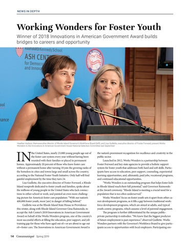 Page 14 of Working Wonders for Foster Youth