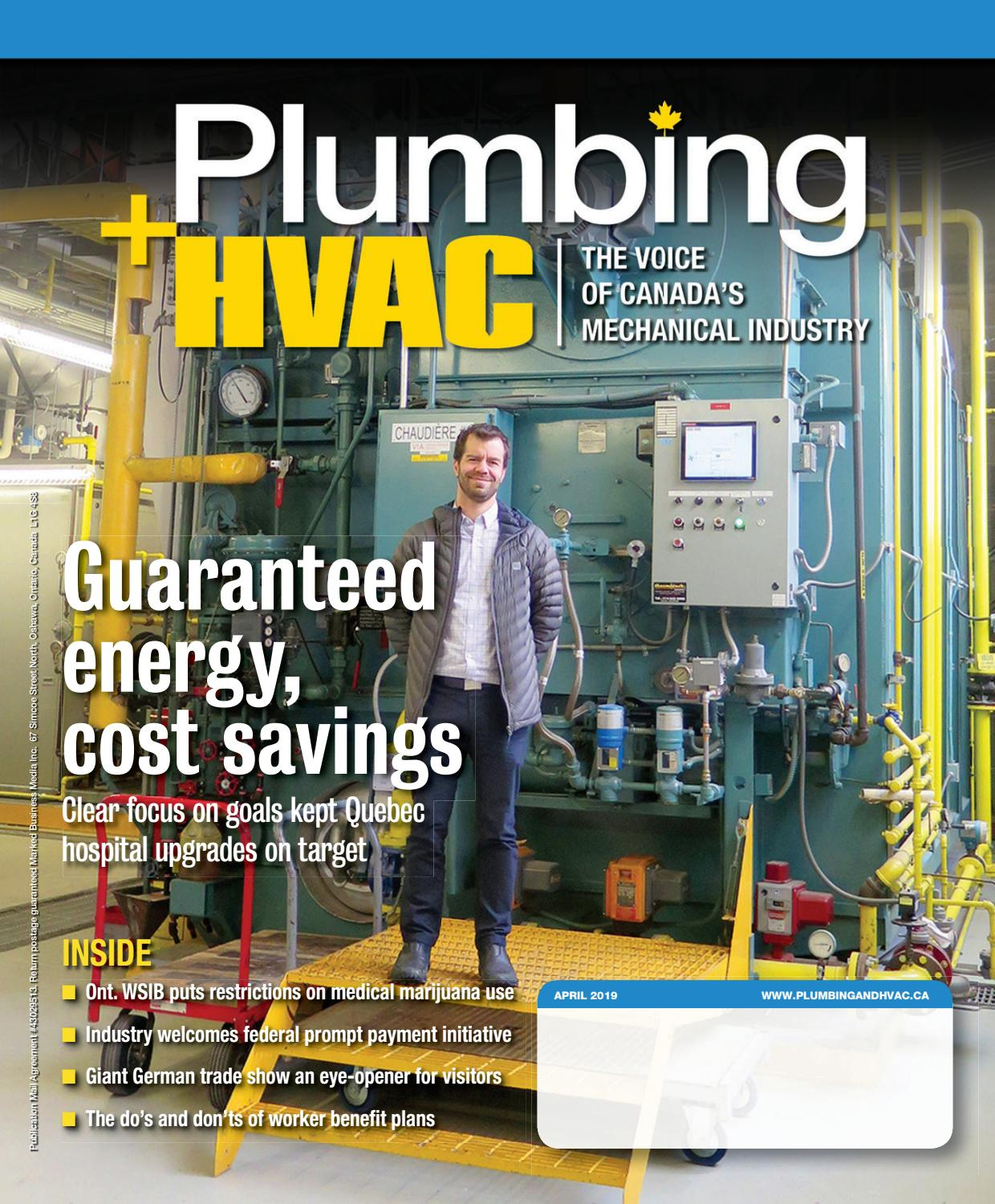 April 2019 by Plumbing and HVAC - issuu