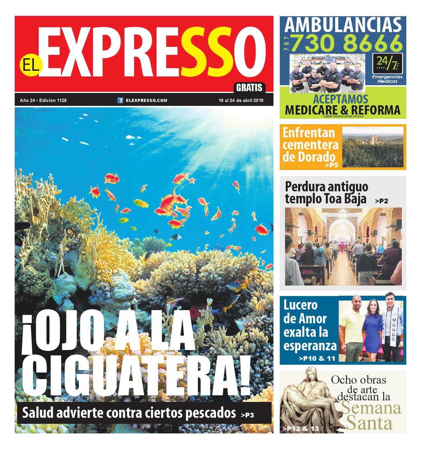 El Expresso 1128 By El Expresso De Puerto Rico Issuu