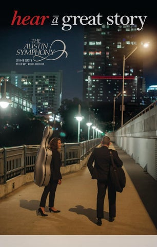 Austin Symphony- A Shakespearean Evening by Performing Arts Programs