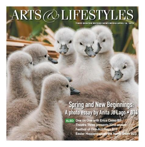 timeless design bb16f 66fb3 Arts   Lifestyles - April 18, 2019 by TBR News Media - issuu
