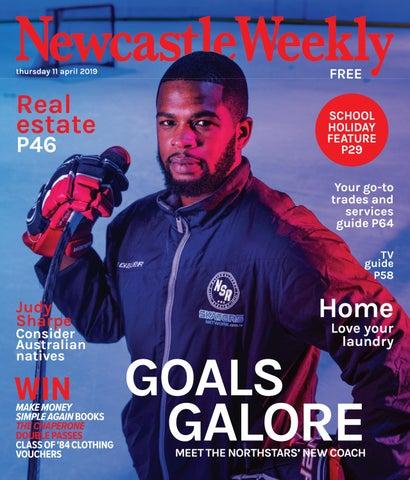 909b613944 11 April 2019 by Newcastle Weekly Magazine - issuu