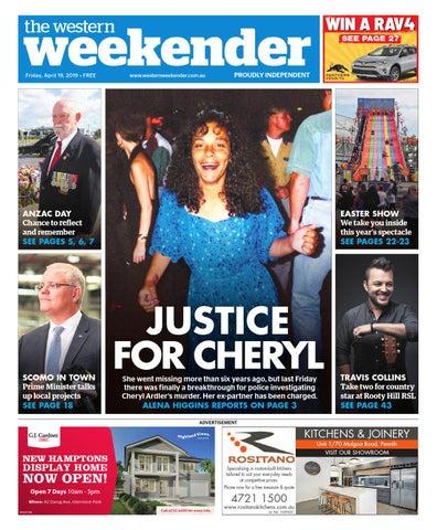 fe96dd867 Western Weekender April 19 by Western Sydney Publishing Group - issuu