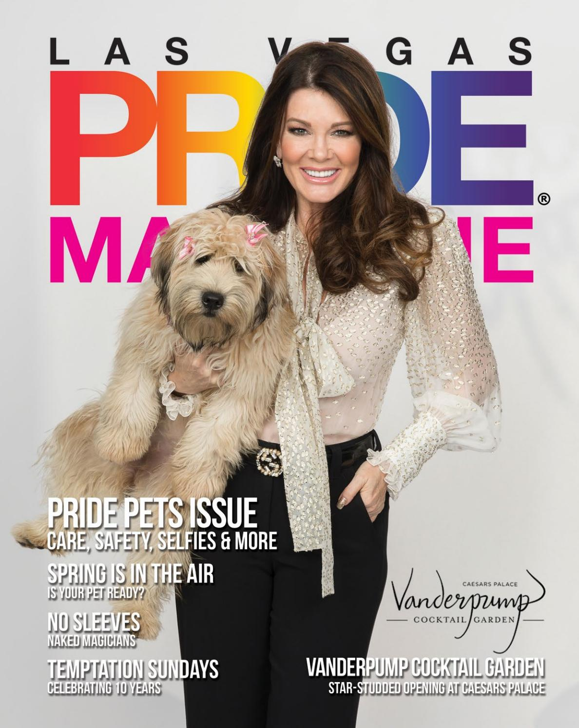 Las Vegas PRIDE Magazine - Issue 26 by Las Vegas Pride - issuu