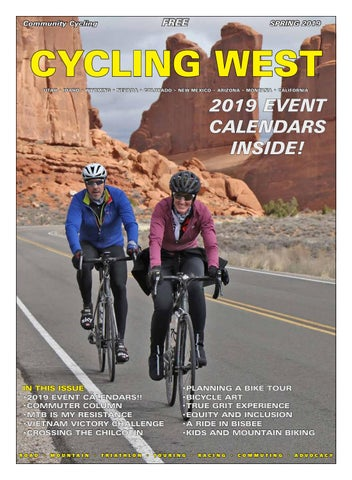 ce997b43fab Cycling West and Cycling Utah's Spring - April 2019 Issue by Cycling ...