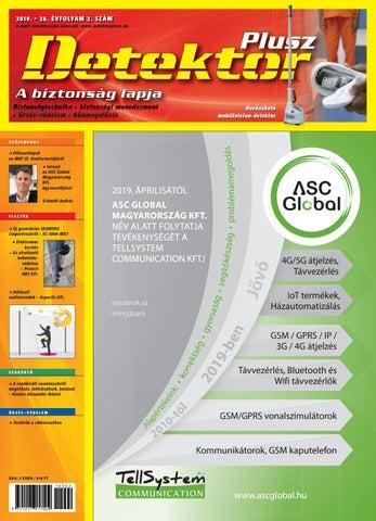 1cadcc088d SZÁM E-mail: detektor@hu.inter.net www.detektorplusz.hu