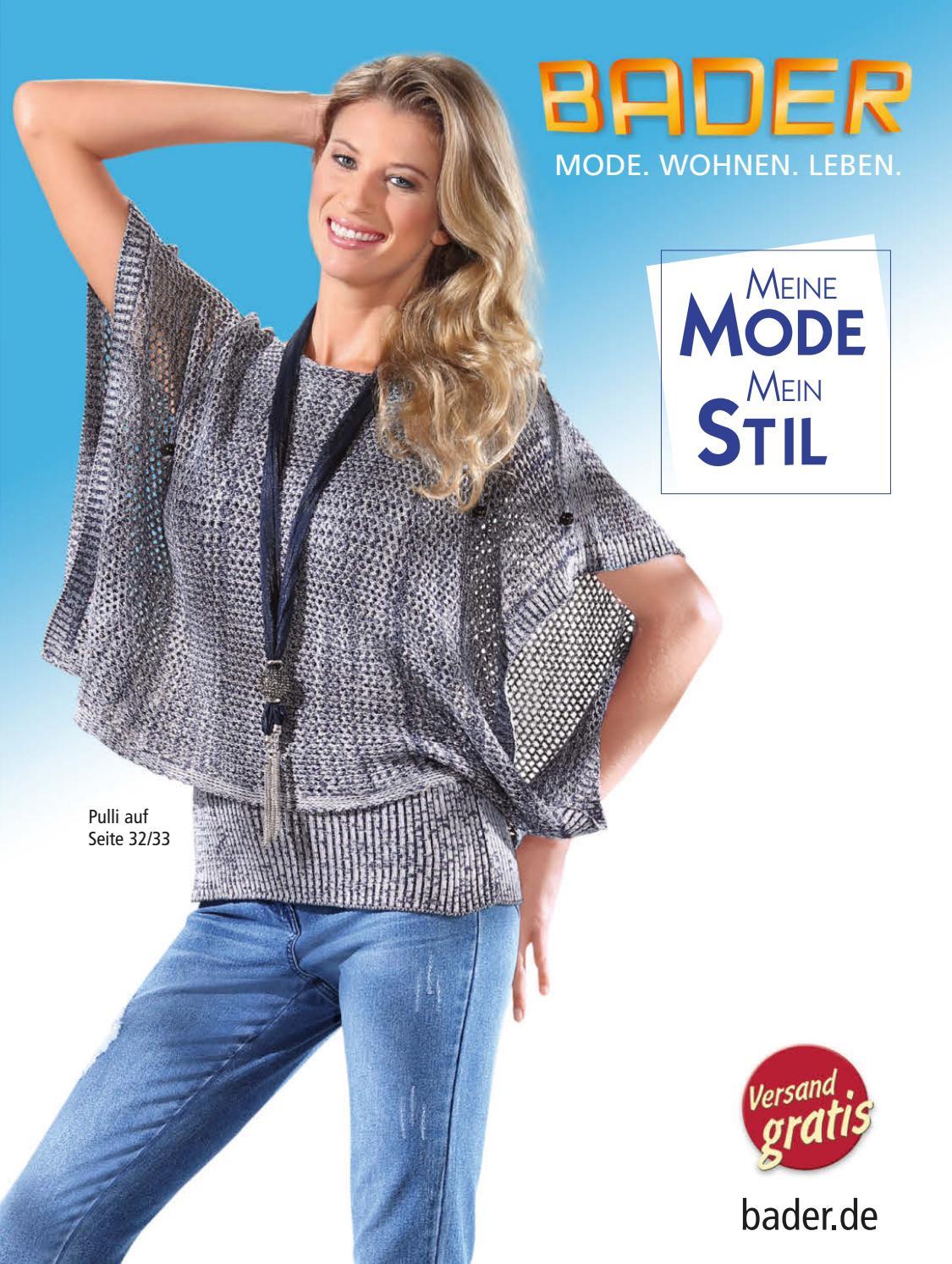 Каталог Bader Mein Mode весна лето 2019. Заказ одежды на www