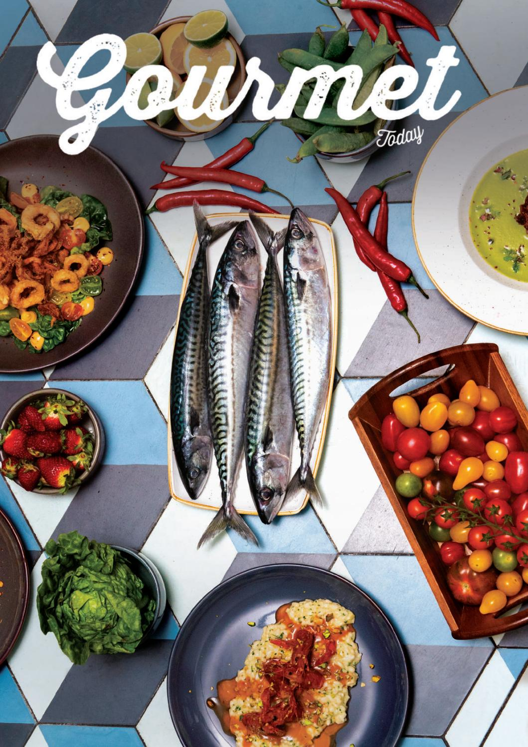 Read Gourmet Today April 2019 Edition Online By Gourmet