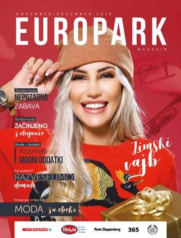 Glamurozno v jesen | Europark Maribor