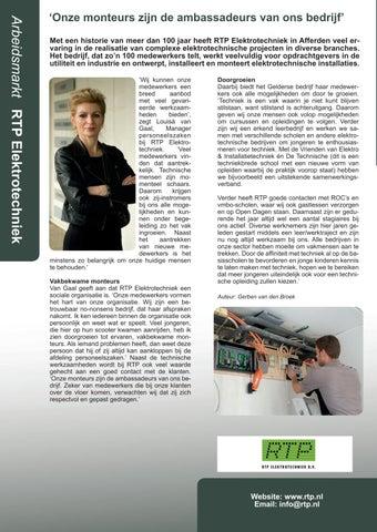Page 18 of Medewerkers die het verschil maken en een ambassadeur zijn voor het bedrijf
