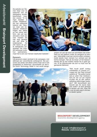 Page 5 of 'Samen klaar voor de toekomst'