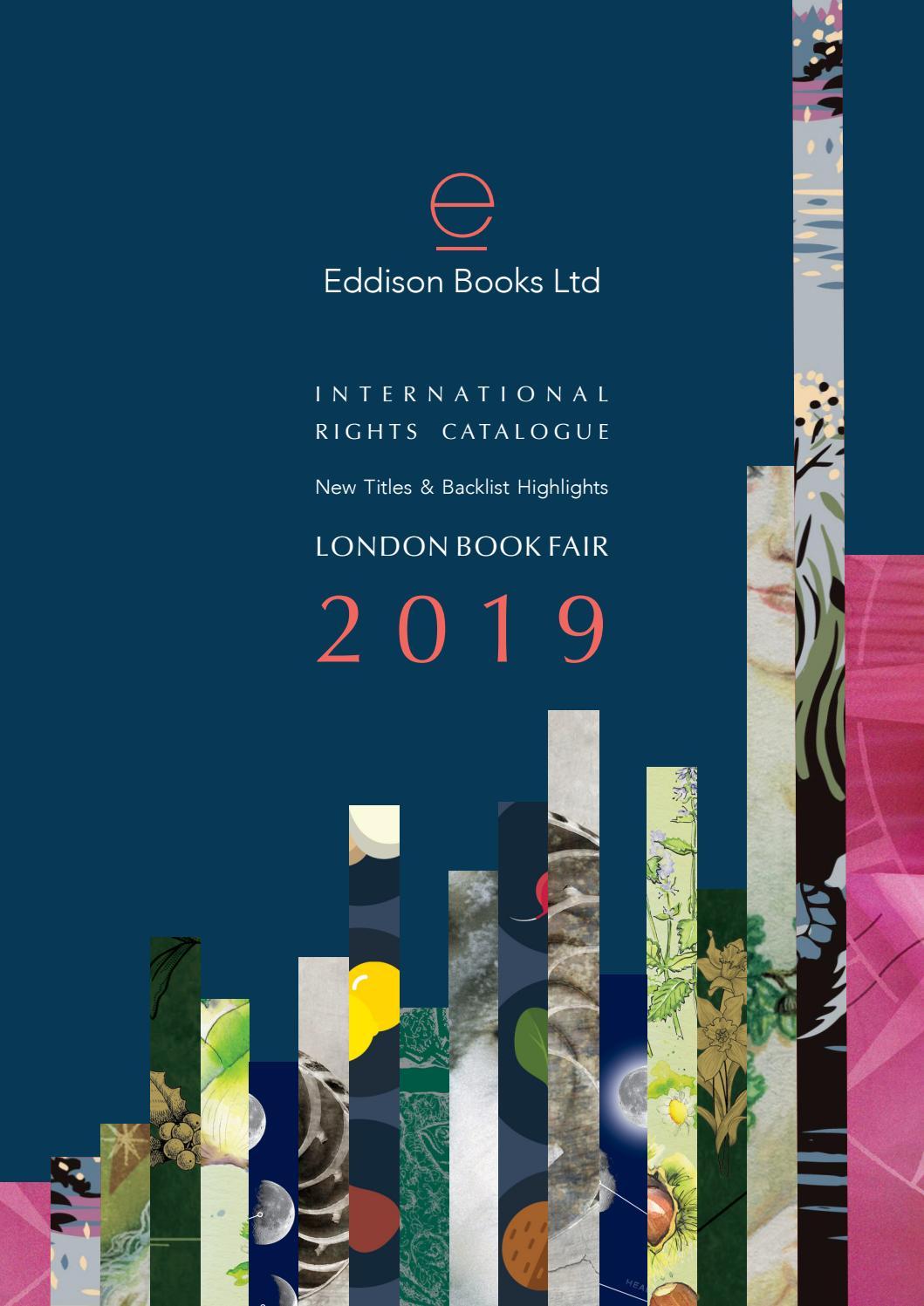 137d069b8efaa8 Eddison Books | International Rights Catalogue | London Book Fair 2019