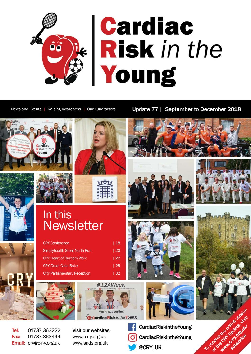 068074d6d CRY Update Magazine Issue 77 by Cardiac Risk in the Young - issuu